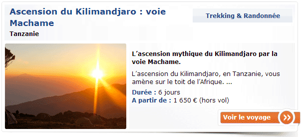 Ascension Kilimandjaro